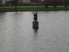 Hilversum, Kerkelanden vijver, Sirene