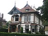 Bussum, Nieuwe 's-Gravelandseweg 9, villa Oud-Holland