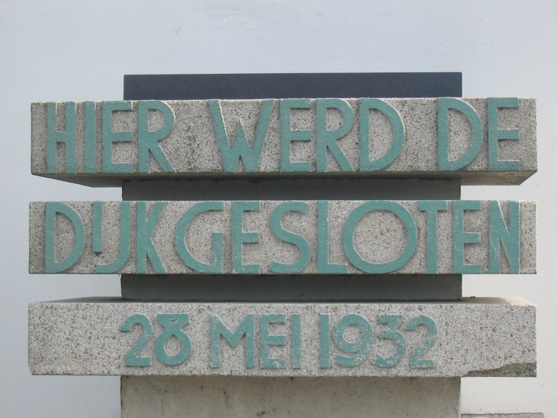 Monument Afsluitdijk