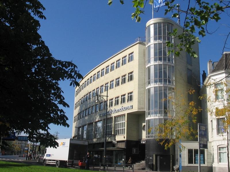 Arnhem, kantoorgebouw