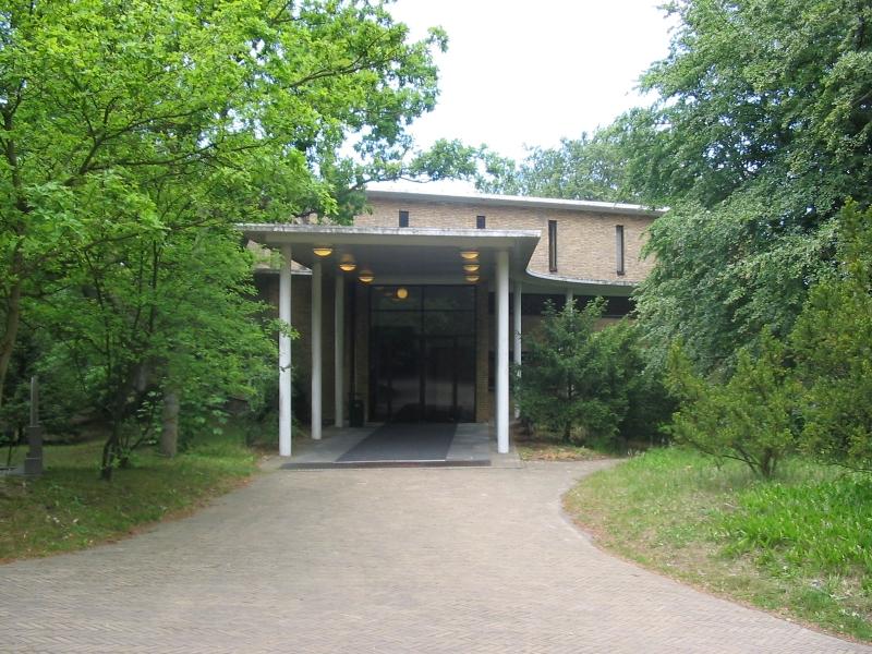 Driehuis, Westerveld, auditorium