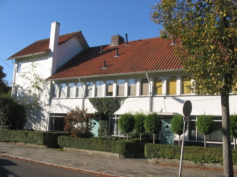 Eindhoven, Witte Dorp, P. Dondersstraat