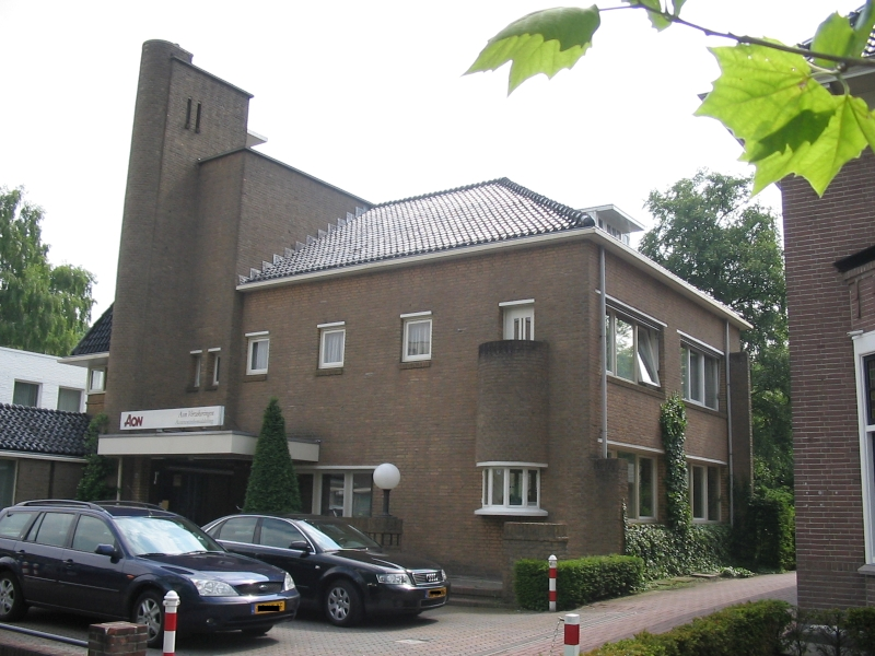 Hengelo, villa De Schoppe