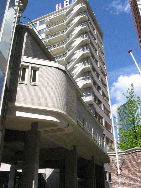 Rotterdam, Erasmushuis