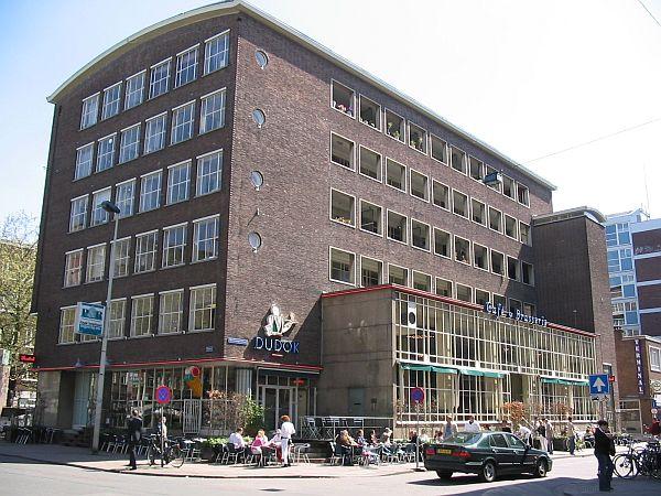 Rotterdam, verzekeringsgebouw